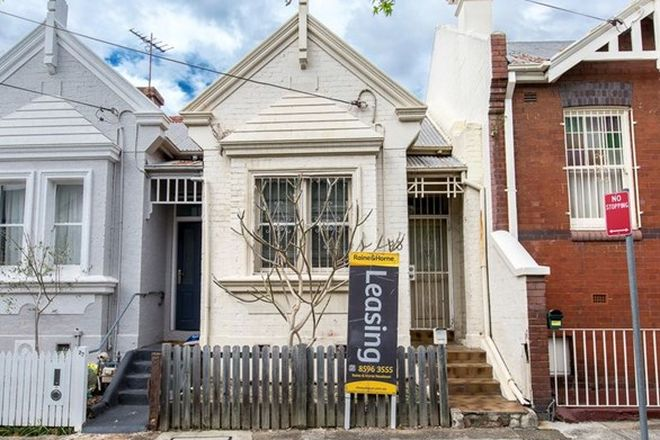 Picture of 25 Campbell Street, NEWTOWN NSW 2042