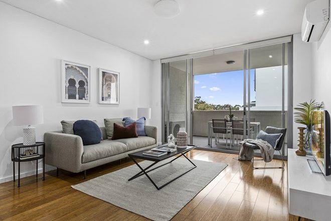Picture of 355/26 Jasmine Street, BOTANY NSW 2019