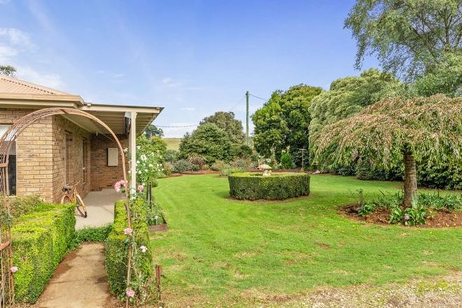 Picture of 57 Blackwood Park Road, WARRAGUL SOUTH VIC 3821