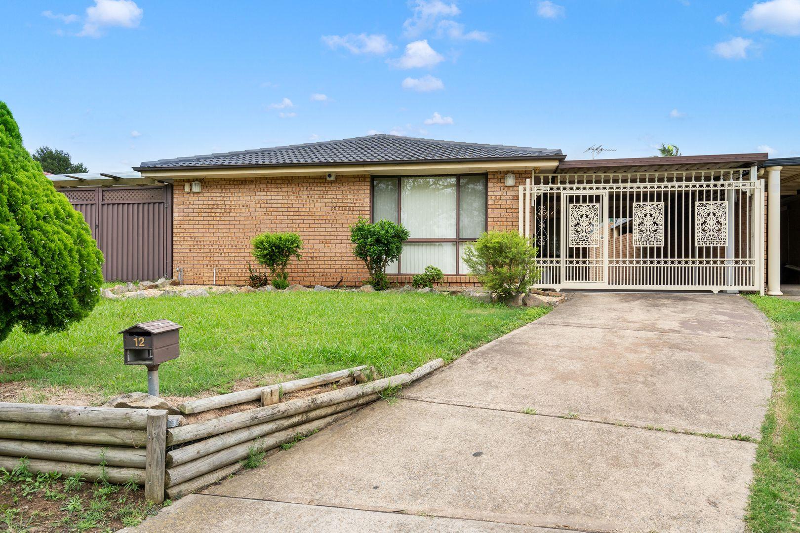 12 GURNEY CRESCENT, Fairfield West NSW 2165, Image 0
