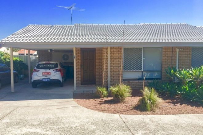 Picture of 7/66 Moreing Street, REDCLIFFE WA 6104