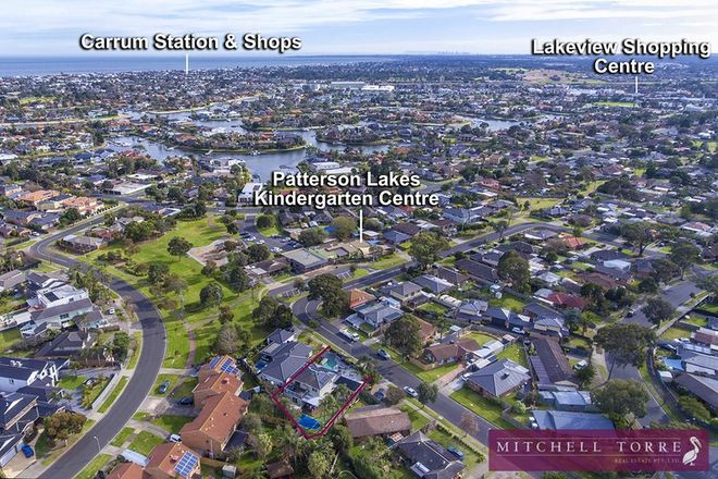 Picture of 39 Terrigal Drive, PATTERSON LAKES VIC 3197