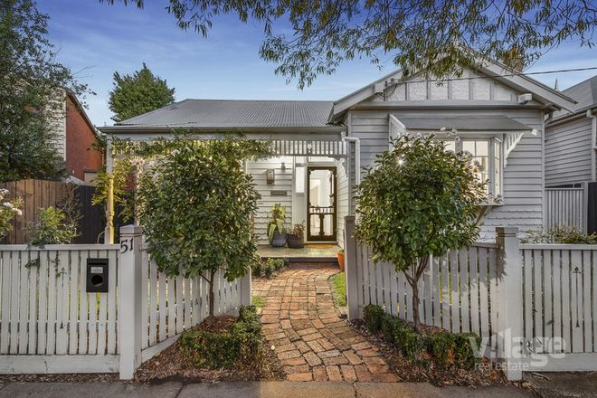 Picture of 51 Bellairs Avenue, YARRAVILLE VIC 3013