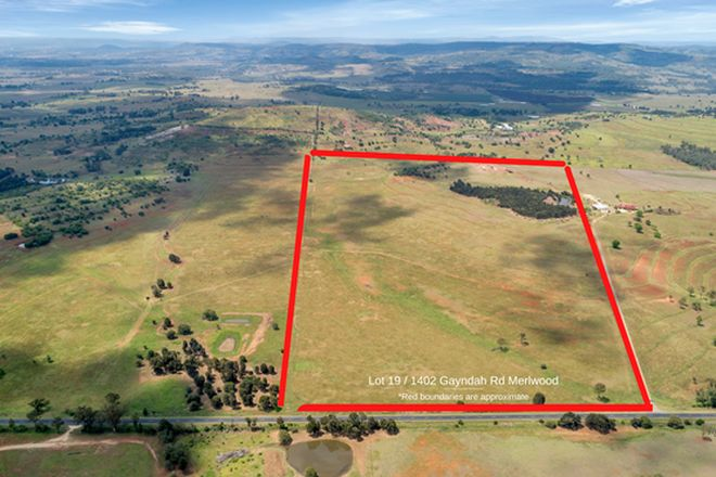 Picture of 1402 Gayndah Road, MERLWOOD QLD 4605