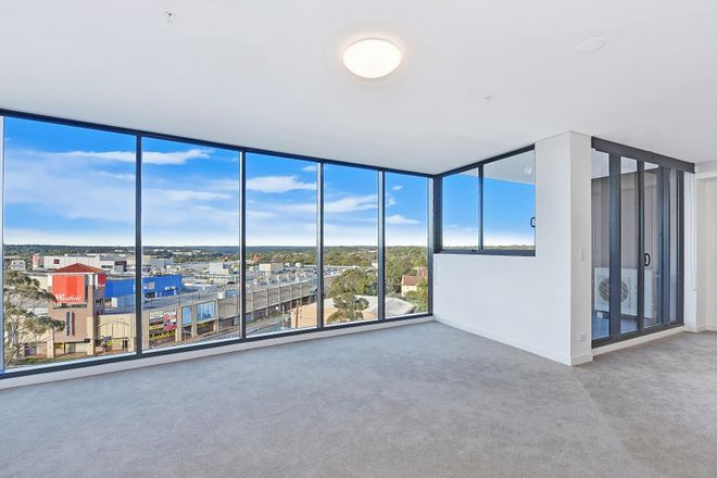Picture of 1001/135-137 Pacific Highway, HORNSBY NSW 2077