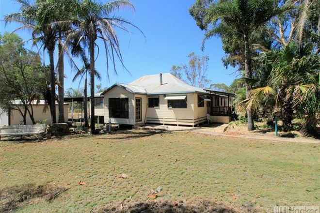 Picture of 131 Clermont-Alpha Road, CLERMONT QLD 4721