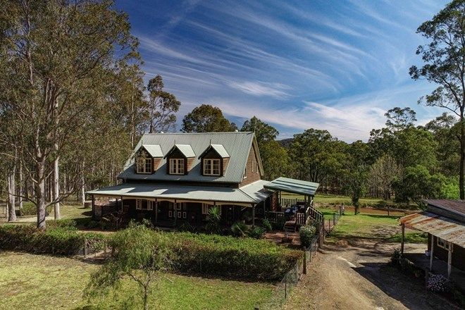Picture of Loxley Farm - 50 Brooks Road, GIRVAN NSW 2425