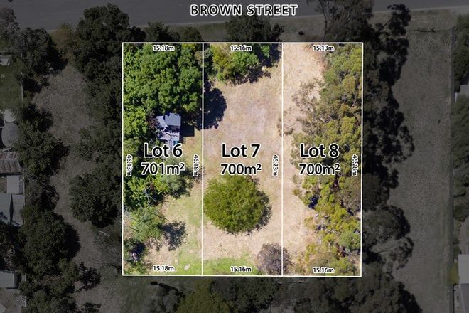Picture of Lot 8 Brown Street, MEADOWS SA 5201