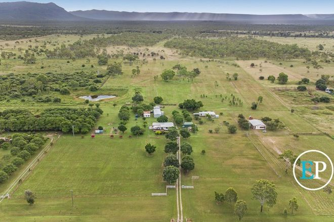 Picture of 81 Old Flinders Highway, WOODSTOCK QLD 4816