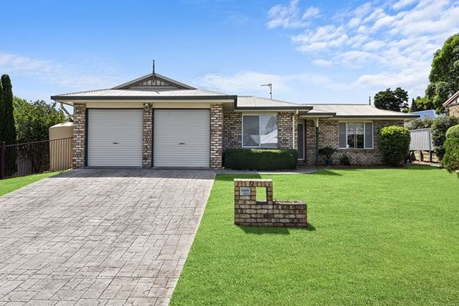 Picture of 9 Robindale Drive, DARLING HEIGHTS QLD 4350