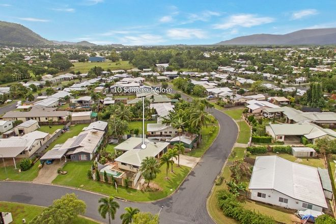 Picture of 10 Somerset Close, BENTLEY PARK QLD 4869