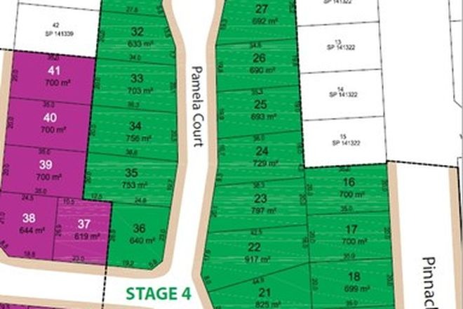Picture of Lot 17 Pinnacle Drive, Highland Gardens, RASMUSSEN QLD 4815