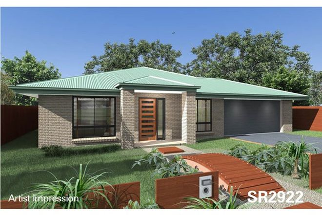 Picture of Lot 12 Wrights Road, HELIDON QLD 4344