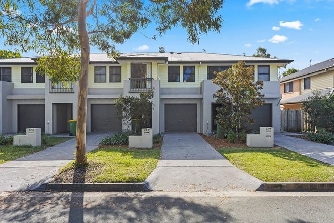 Picture of 3/23 Seagreen Drive, COOMERA QLD 4209