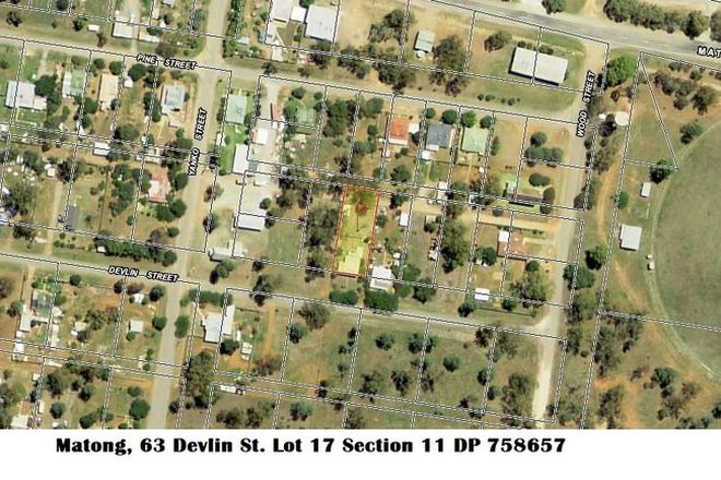 Picture of 63 Devlin Street,, MATONG NSW 2652