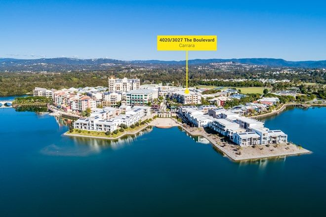 Picture of 4020/3027 The Boulevarde, CARRARA QLD 4211