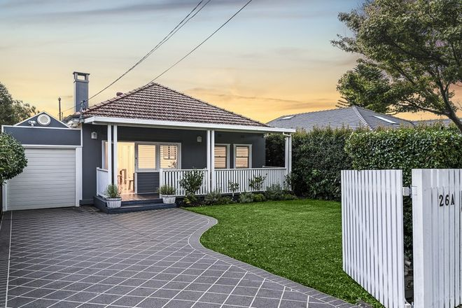 Picture of 26a Lancelot Street, CONCORD NSW 2137