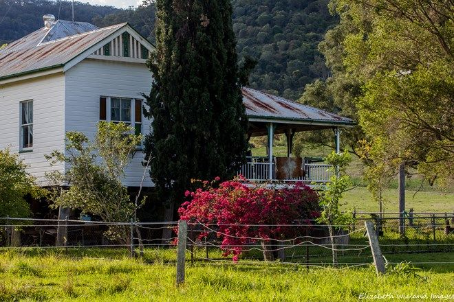Picture of 342 Dwyer Ridges Rd, MOUNT ALFORD QLD 4310