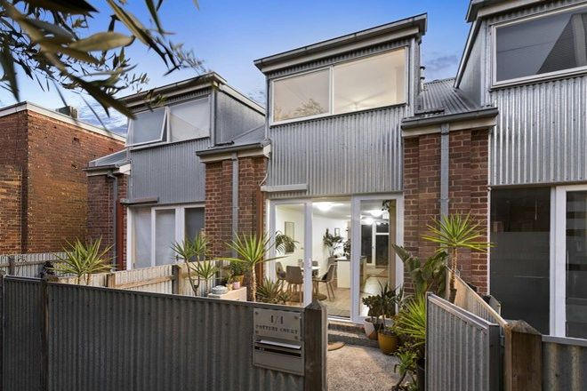 Picture of 4/4 Pottery Court, BRUNSWICK VIC 3056