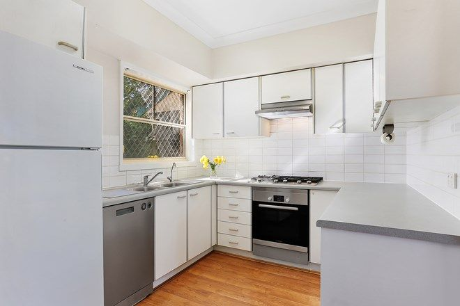 Picture of 25/1 Bennett Avenue, STRATHFIELD SOUTH NSW 2136