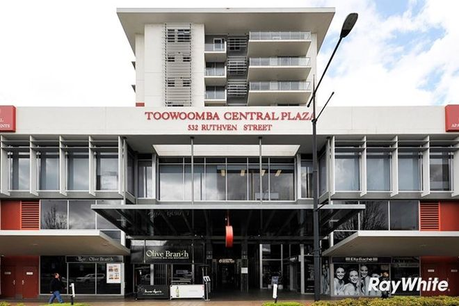 Picture of 508/532 Ruthven Street, TOOWOOMBA CITY QLD 4350