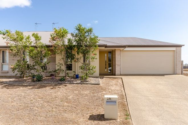Picture of 2/6 Goodnight Place, NEW AUCKLAND QLD 4680