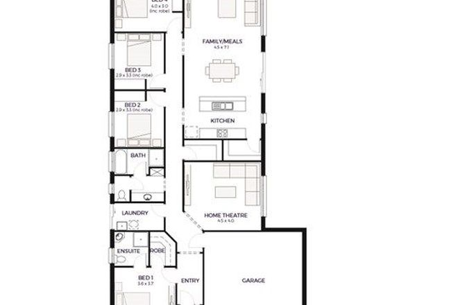 Picture of Lot 2322 Seaside Street, SEAFORD MEADOWS SA 5169