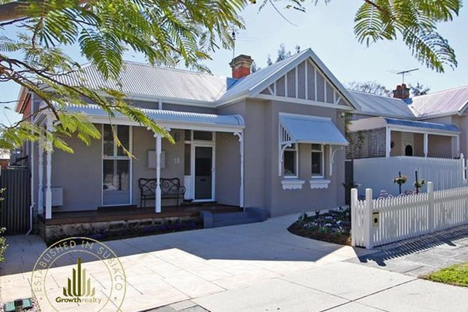 Picture of 15 Derby  Road, SUBIACO WA 6008