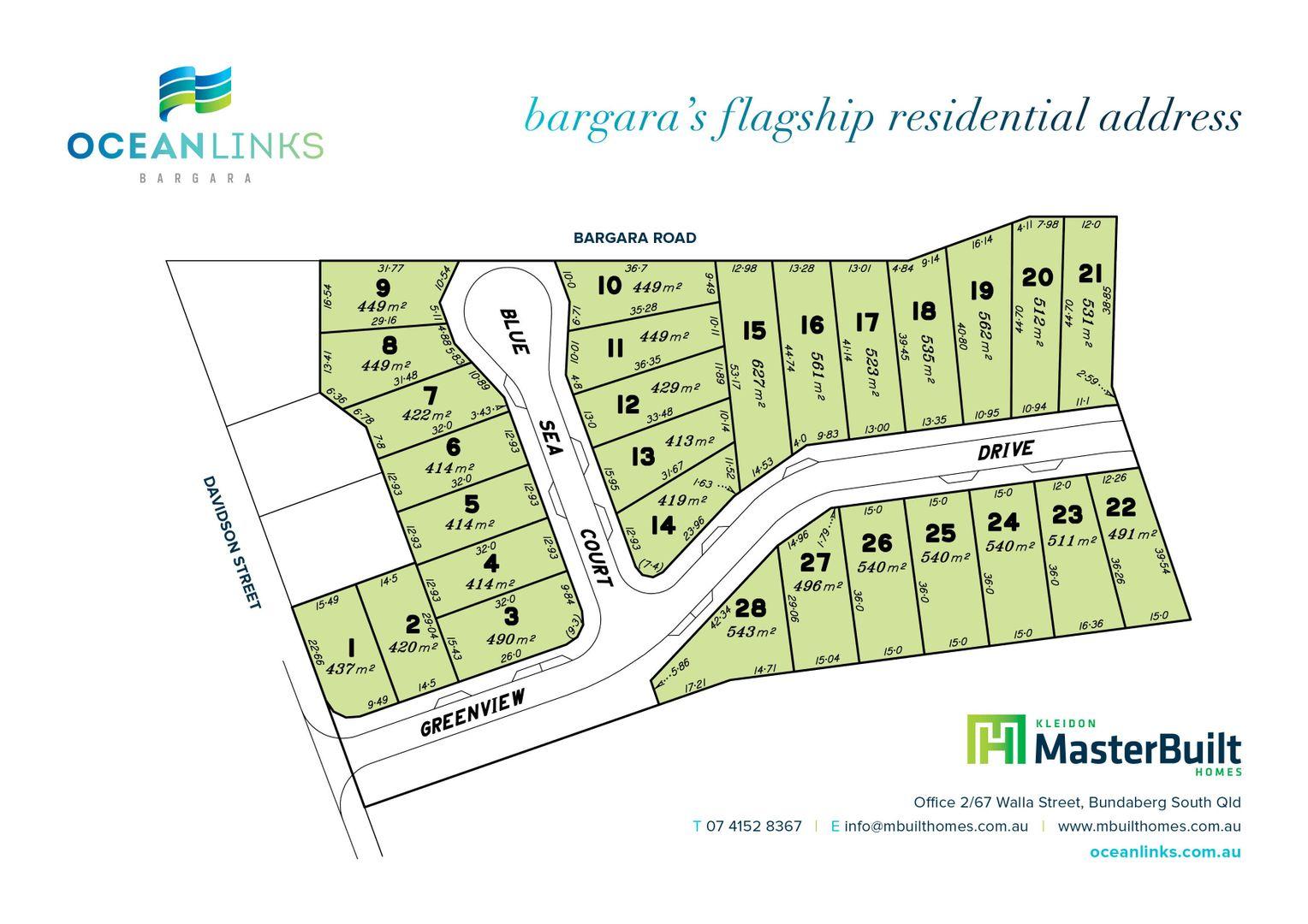 Lot 5 Blue Sea court, Bargara QLD 4670, Image 1