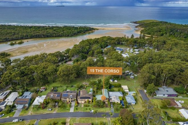 Picture of 15 The Corso, MOONEE BEACH NSW 2450