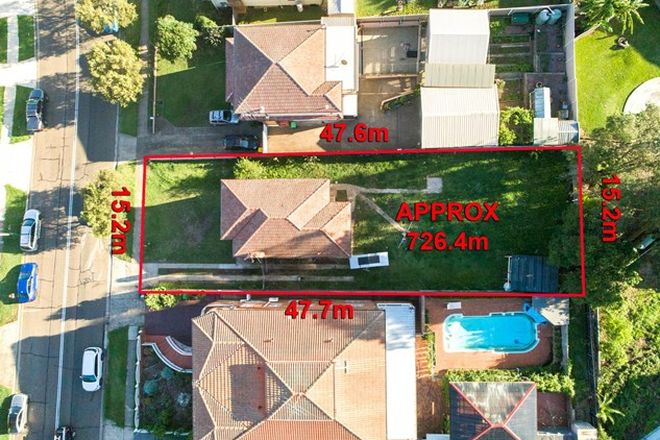 Picture of 18 Simmat Avenue, CONDELL PARK NSW 2200