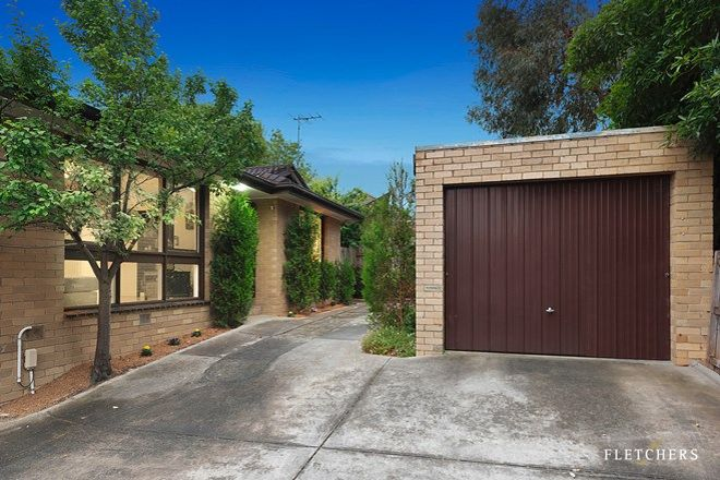 Picture of 4/109 Albion Road, BOX HILL VIC 3128