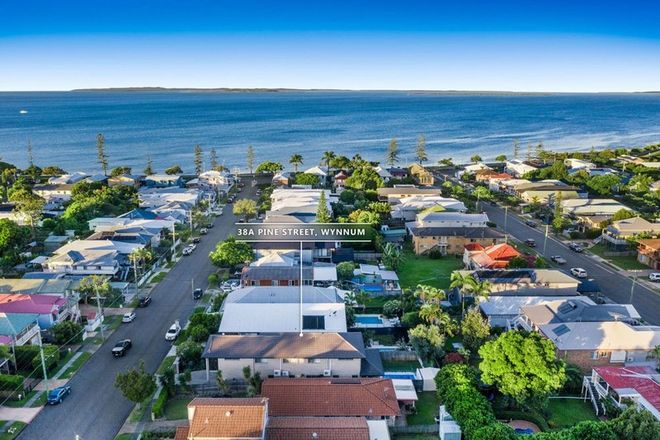 Picture of 38a Pine Street, WYNNUM QLD 4178