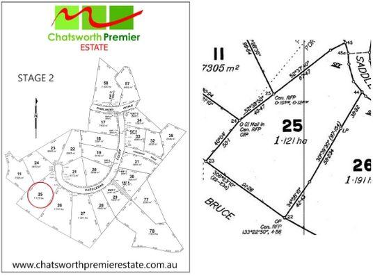 Lot 25 SADDLEBAG COURT, Chatsworth QLD 4570, Image 1