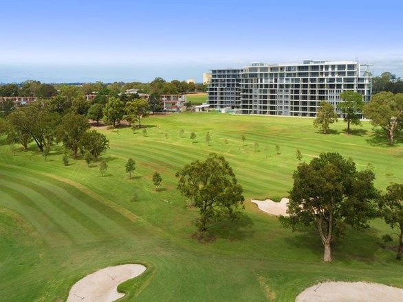 Picture of A202/86 Centenary Drive, Strathfield
