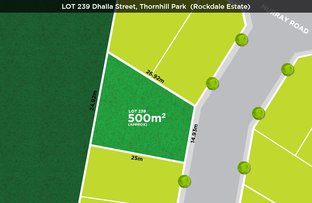 Picture of LOT 239 Dhalla Street, Thornhill Park VIC 3335
