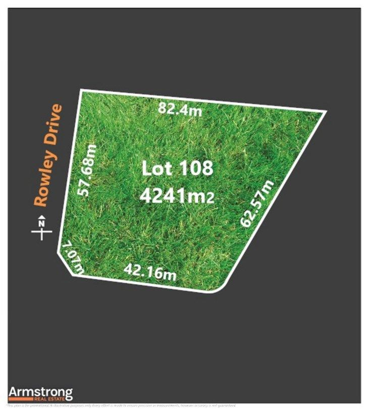 Lot 108 Rowley Drive, Winchelsea VIC 3241, Image 0