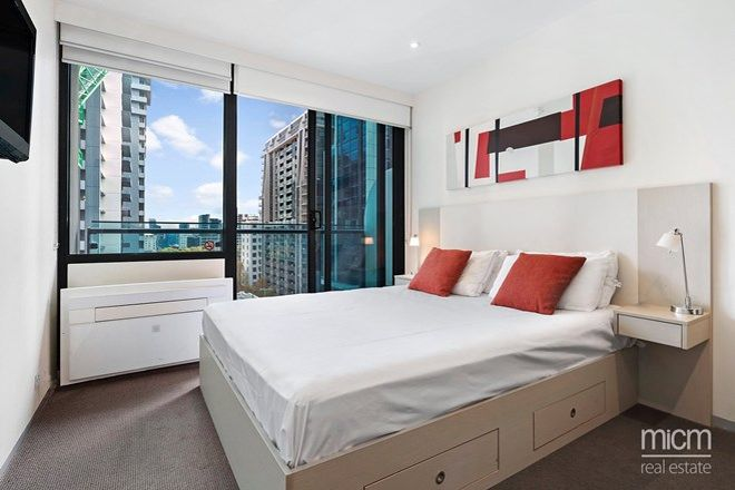 Picture of 1310/181 A'beckett Street, MELBOURNE VIC 3000