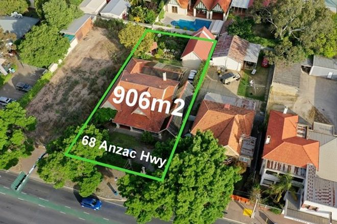 Picture of 68 Anzac Highway, EVERARD PARK SA 5035