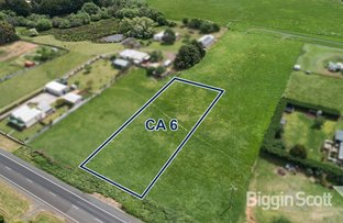 Picture of CA 6/2871 Midland  Highway, Newlyn North VIC 3364