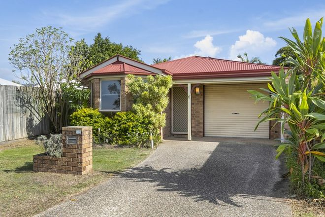 Picture of 6 Wattle Street, CANNON HILL QLD 4170