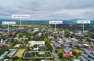 Picture of 6 Anzac Avenue, Yarra Glen VIC 3775