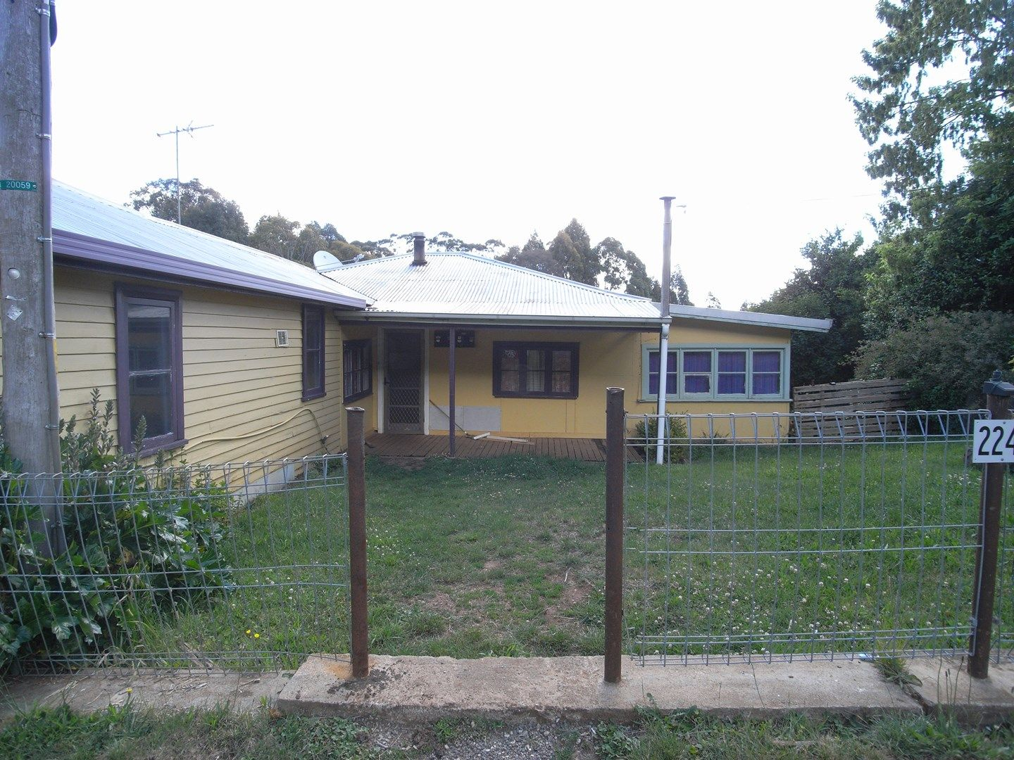 2241 Batlow Rd, Laurel Hill NSW 2649, Image 0