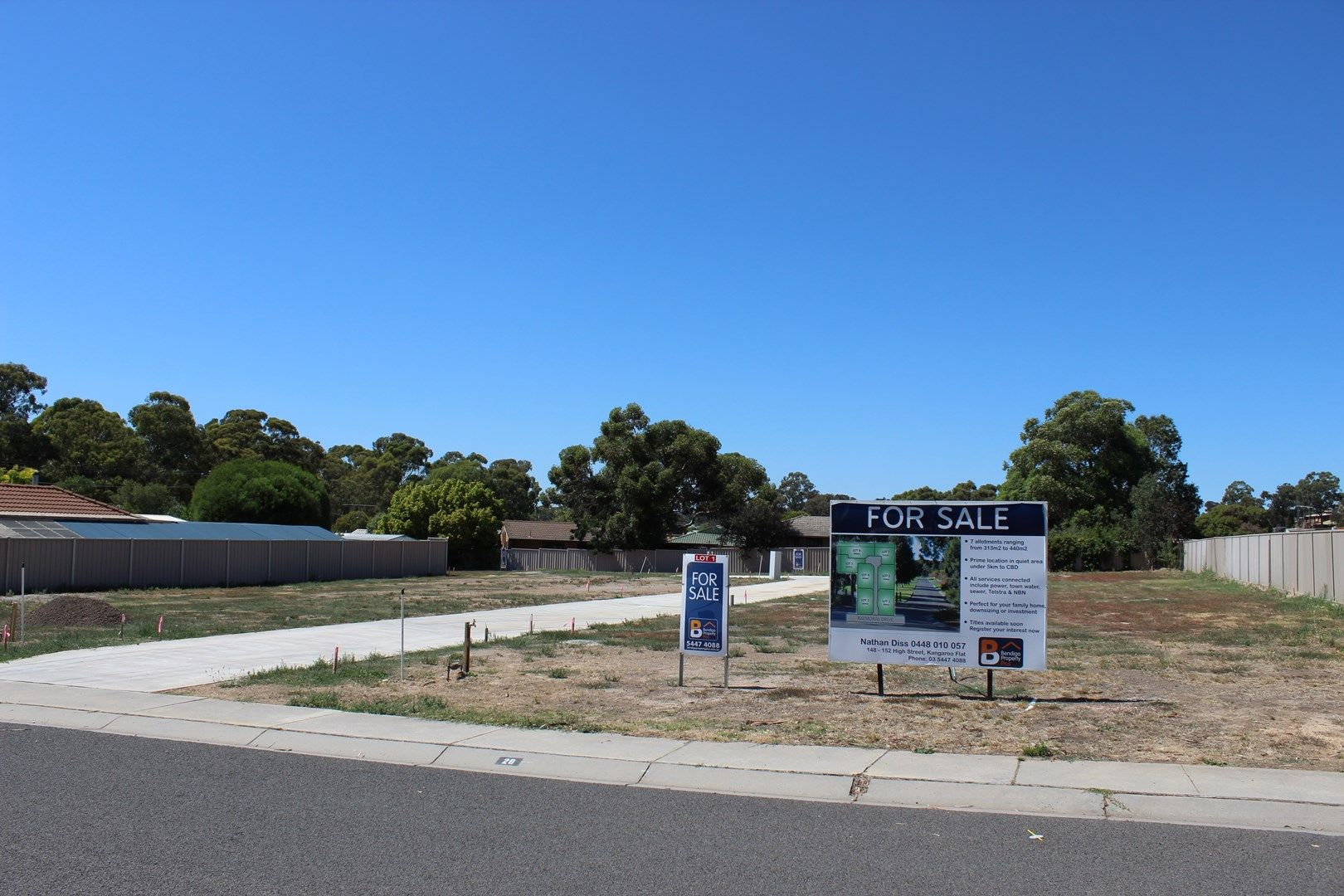 Lot 6 Balmoral Drive, Golden Square VIC 3555, Image 0