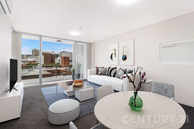 Picture of B801/503 Wattle Street, ULTIMO NSW 2007