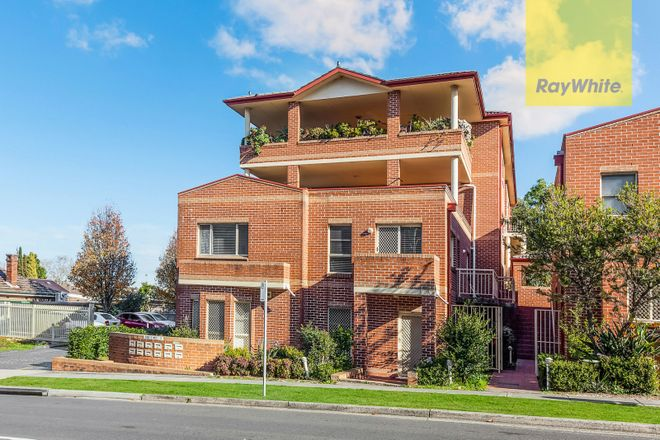 88-98 Marsden Street, PARRAMATTA NSW 2150