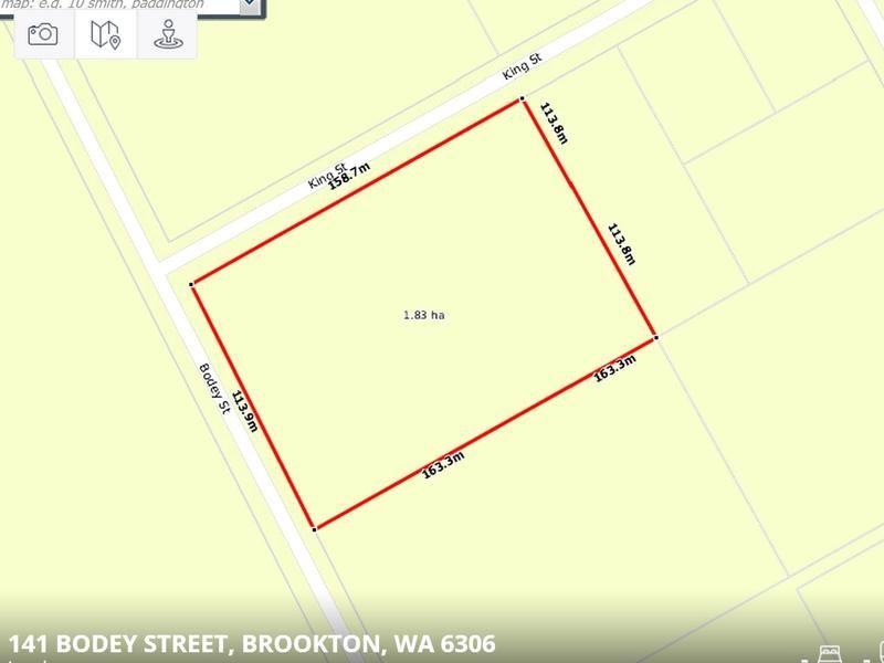 141 Bodey Street, Brookton WA 6306, Image 0