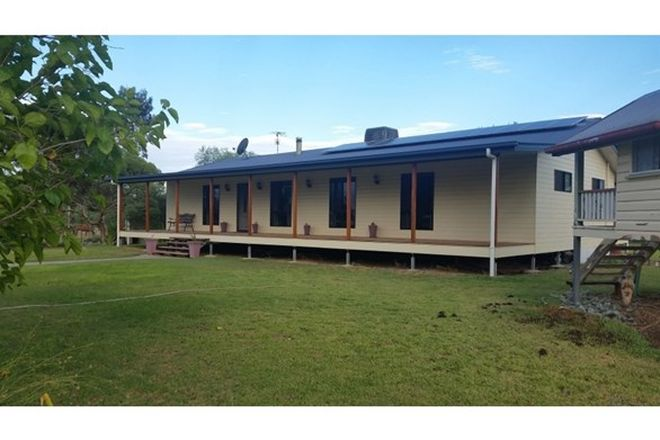 Picture of 120-138 Eton Street, MITCHELL QLD 4465