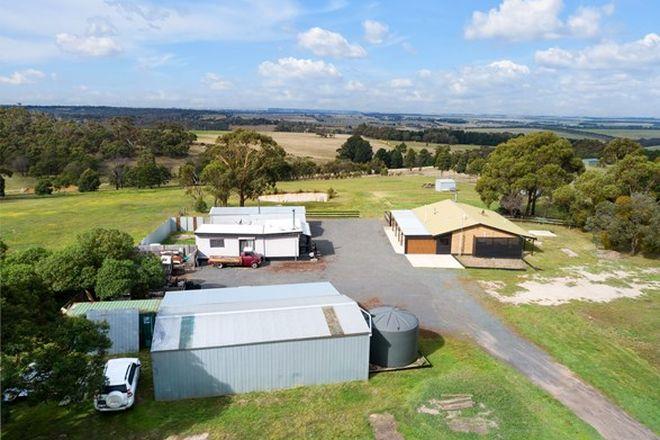 Picture of 2540 Colac-Ballarat Road, CORINDHAP VIC 3352