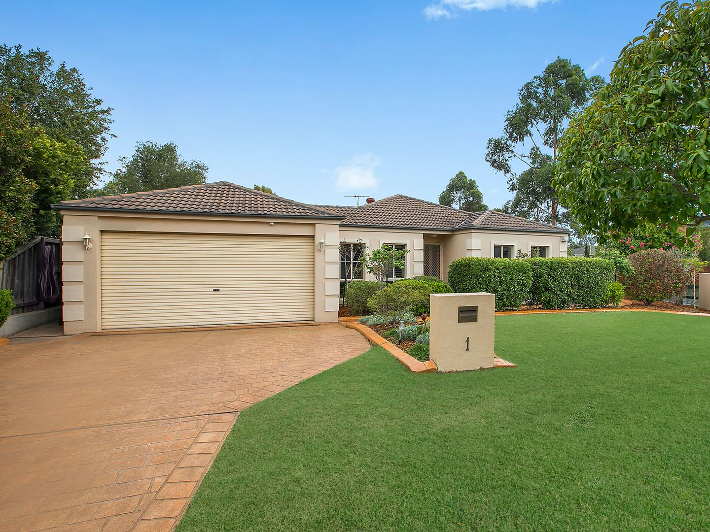 1 Barnes Place, Rouse Hill NSW 2155, Image 0